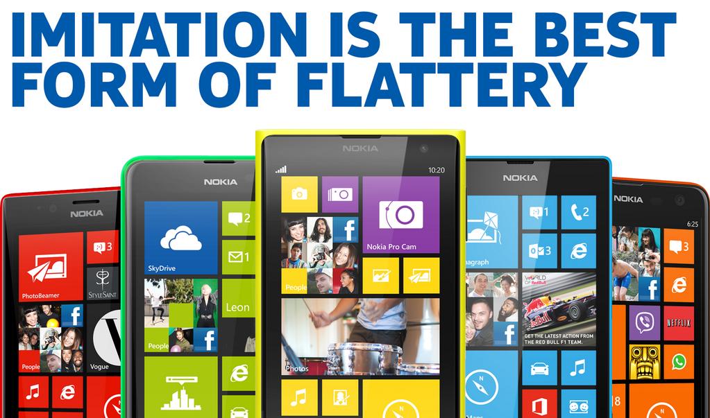 Colores Nokia Lumia