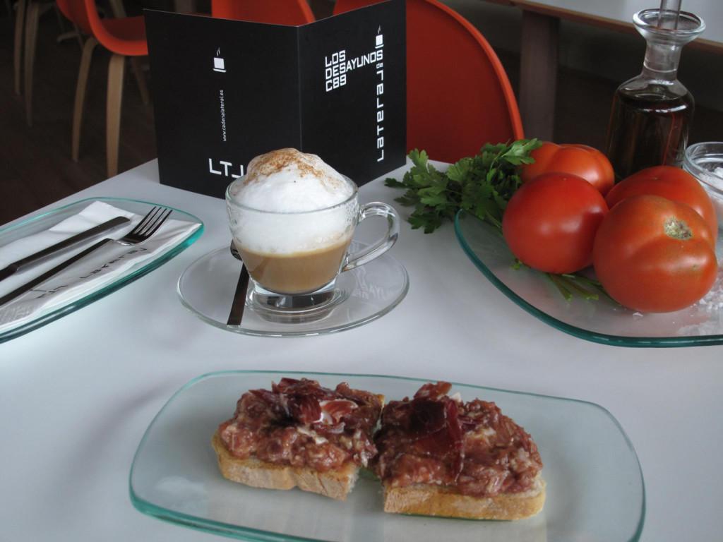 Desayuno Lateral