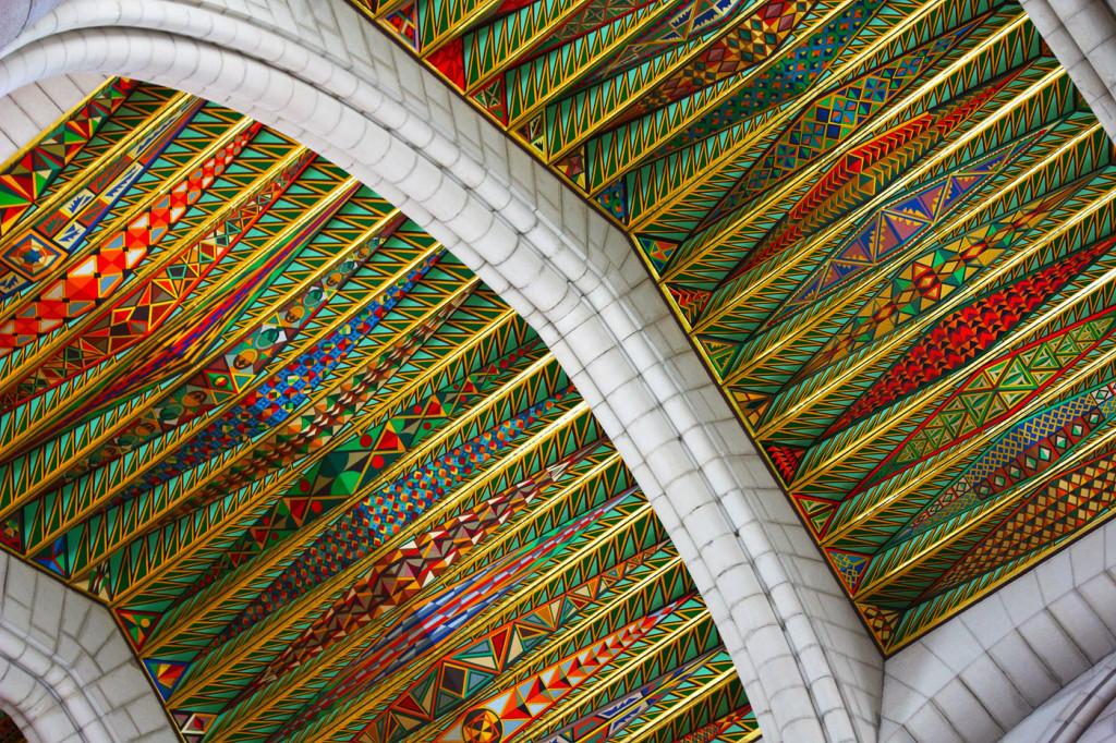 Detalle Catedral Almudena