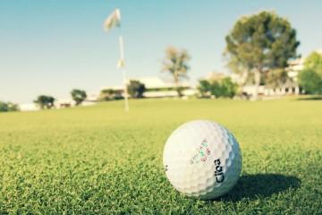 Hoyo golf Olivar de la Hinojosa