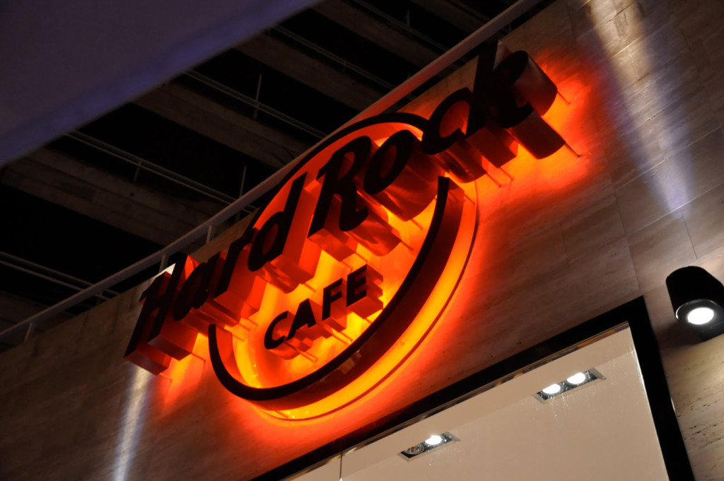 Hard Rock- Cafe Mallorca