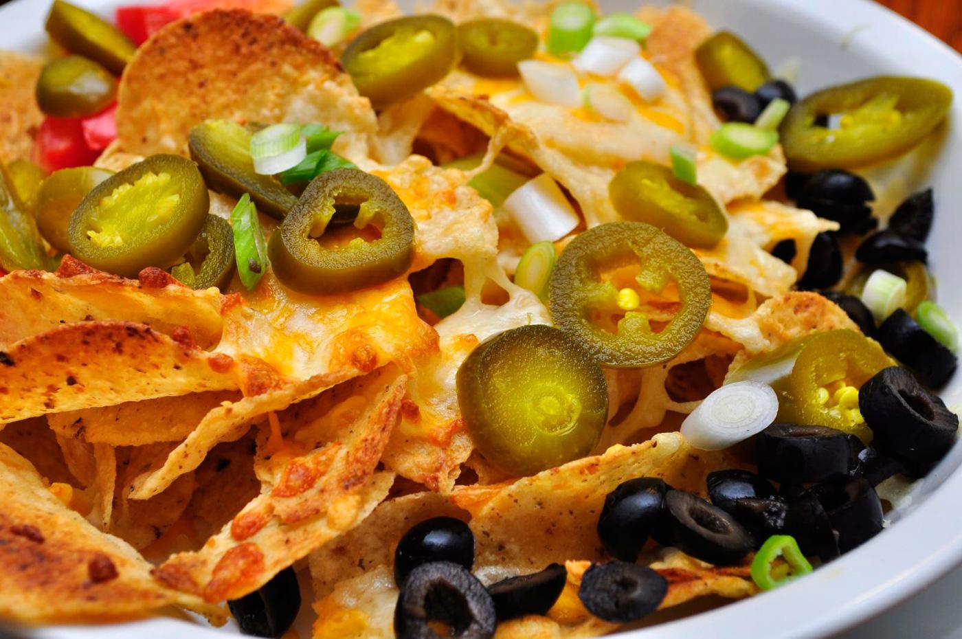 Mejores nachos mundo