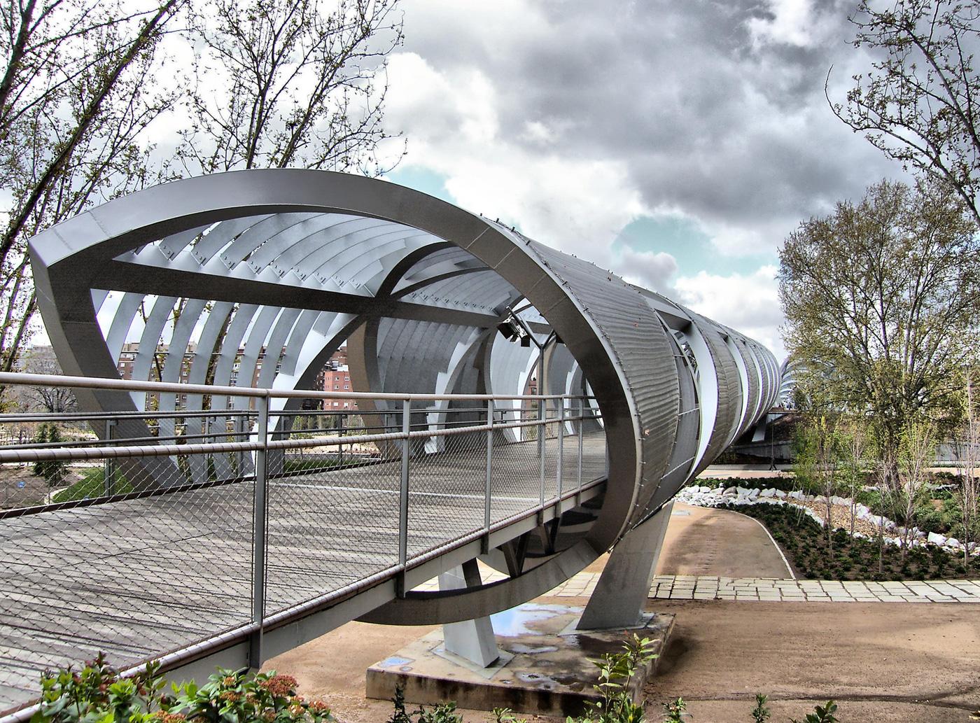 Puente Arganzuela Madrid