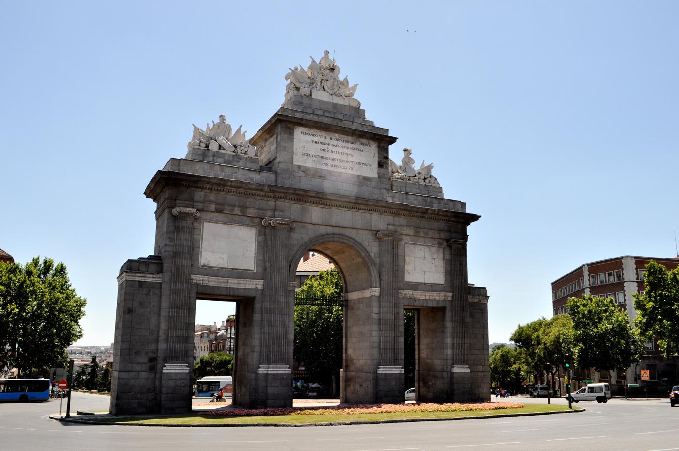 Puerta de Toledo - Madrid
