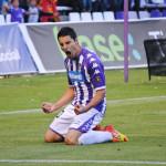 Oscar celebrando un gol
