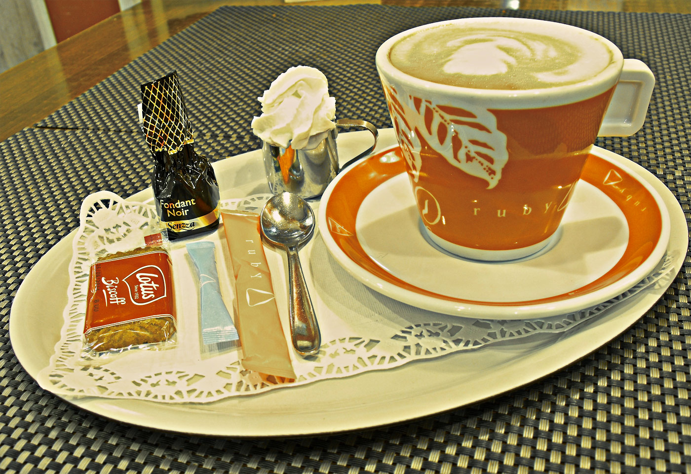 Café Restaurante Belga OP11 Madrid