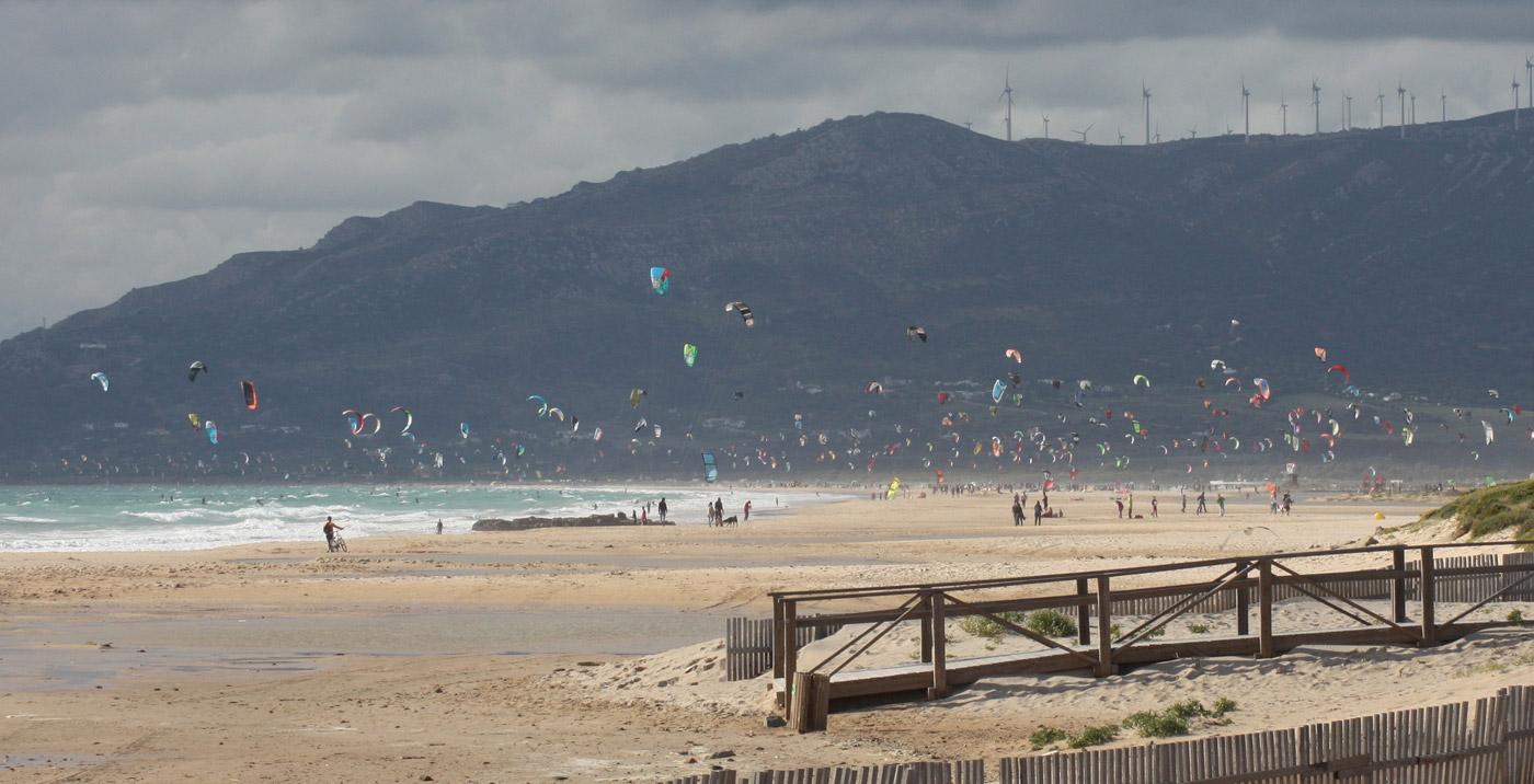 Pedro Lozano - Playa Punta Paloma en Tarifa