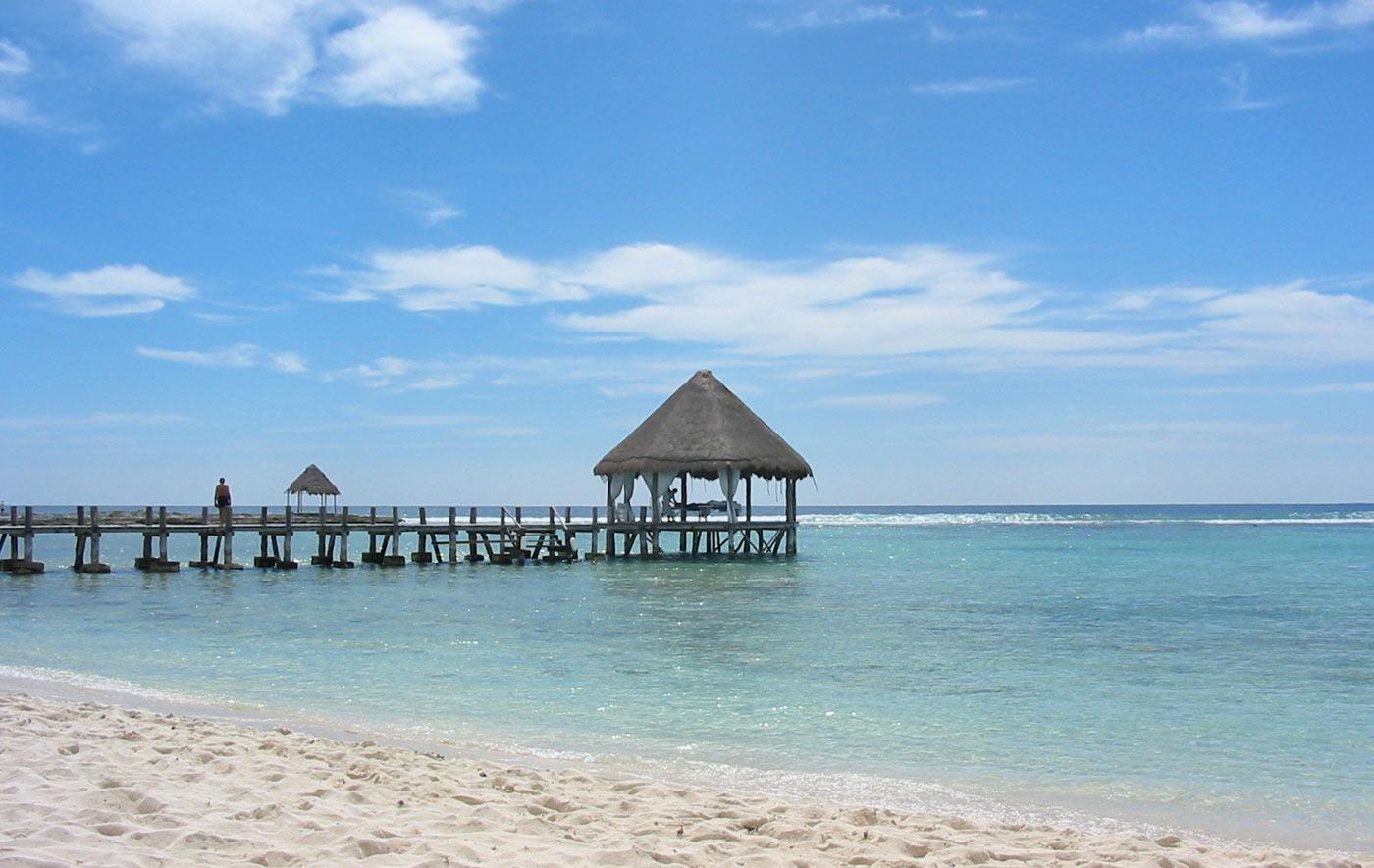 Akumal Mexico playa