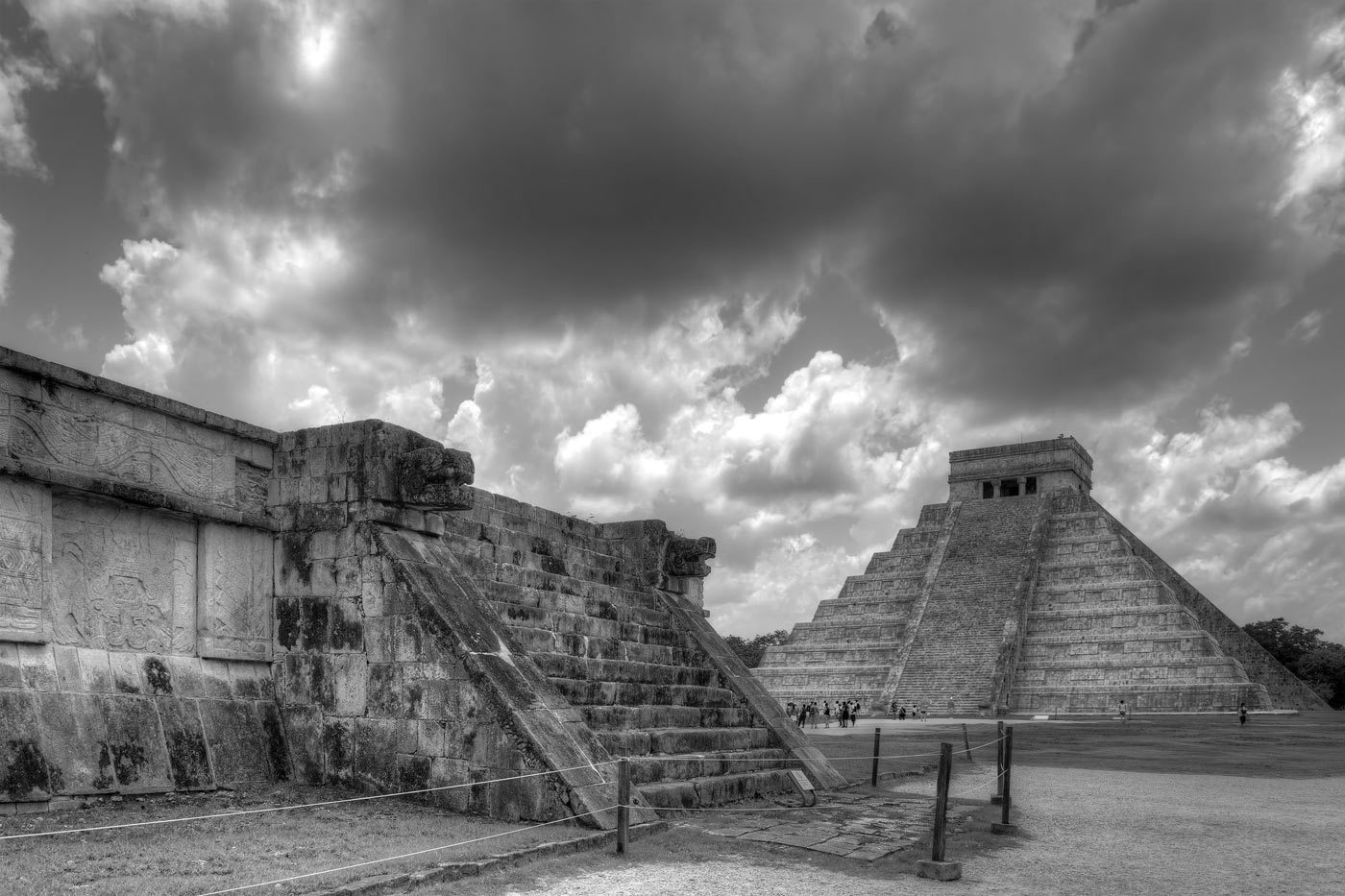 Chichen Itza Yucatan México