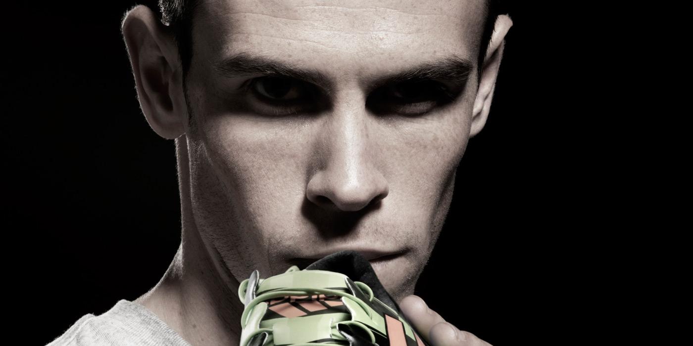 Gareth Bale Adidas - Climachill ojos