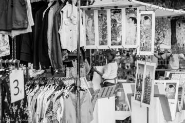 cuadros ropa rastro madrid
