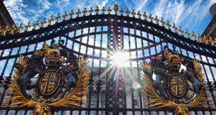 Puertas Buckingham Palace