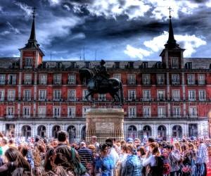 Guia ocio Madrid - Plaza Mayor