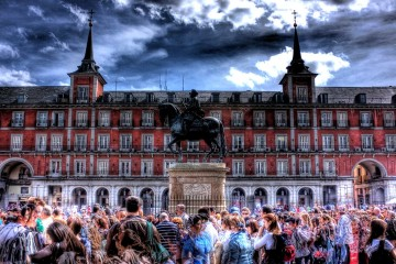 Guia ocio Madrid - Plaza Mayor