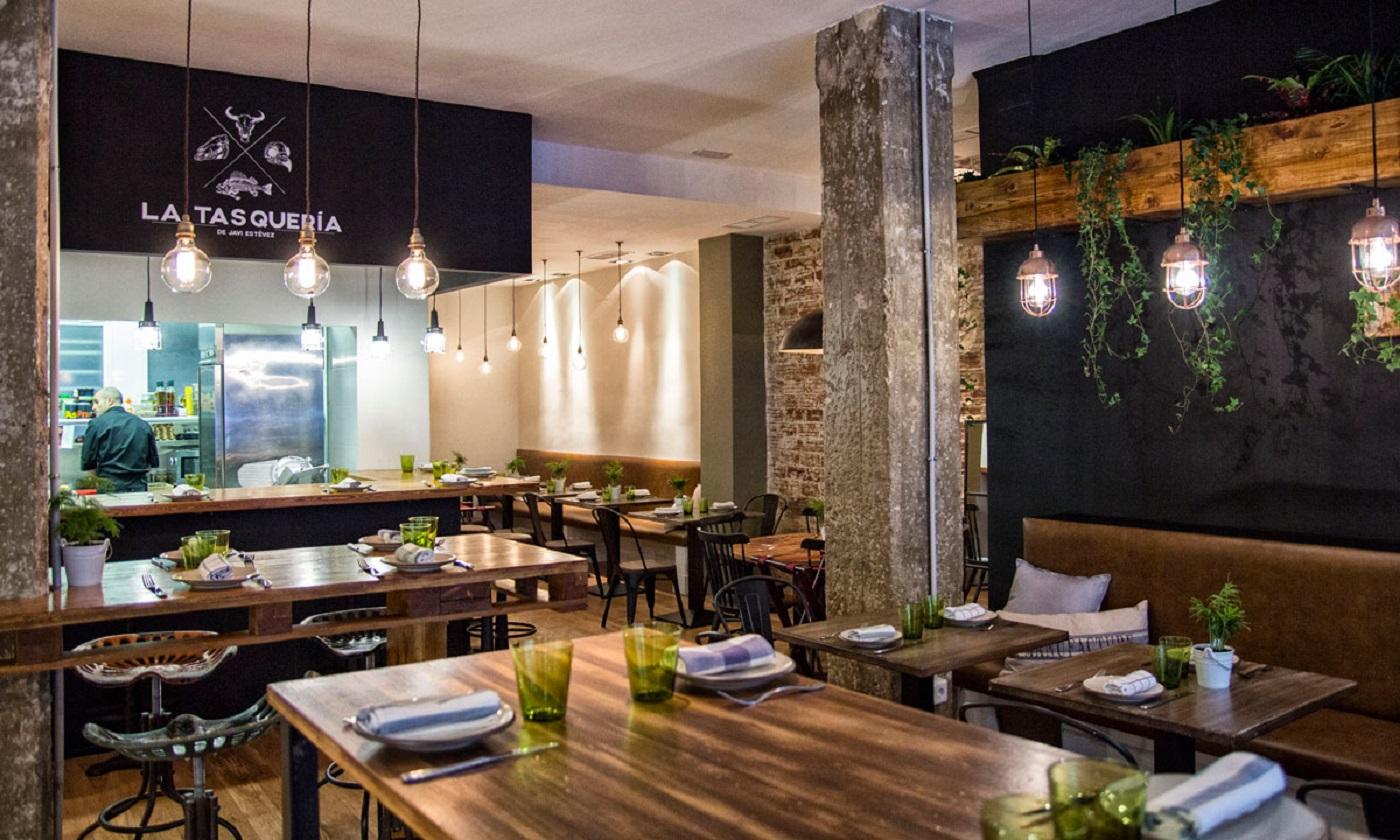 Restaurante La Tasquería de Javi Estévez