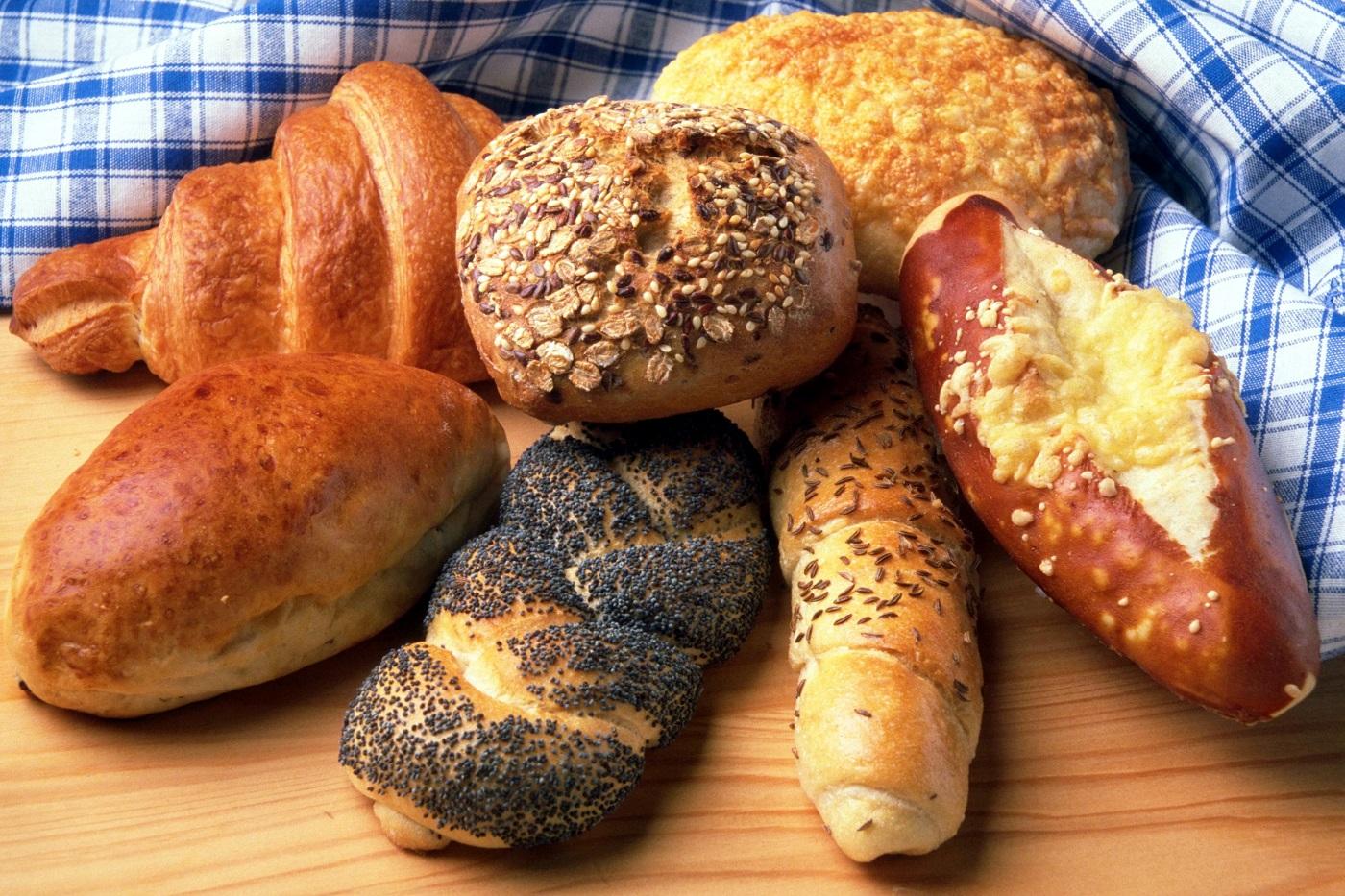 Surtido de pan
