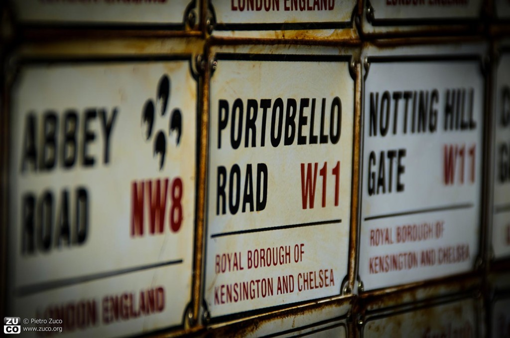 placa portobello road