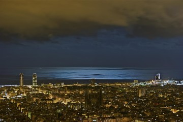 Barcelona-nocturna