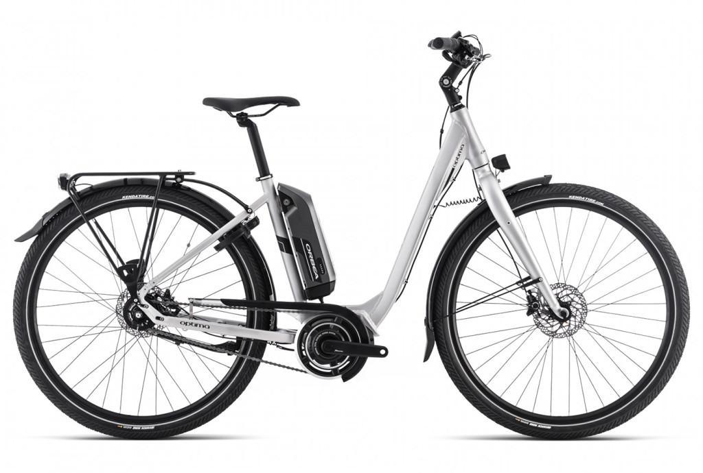 Bici eléctrica Orbea optima asphalt 308