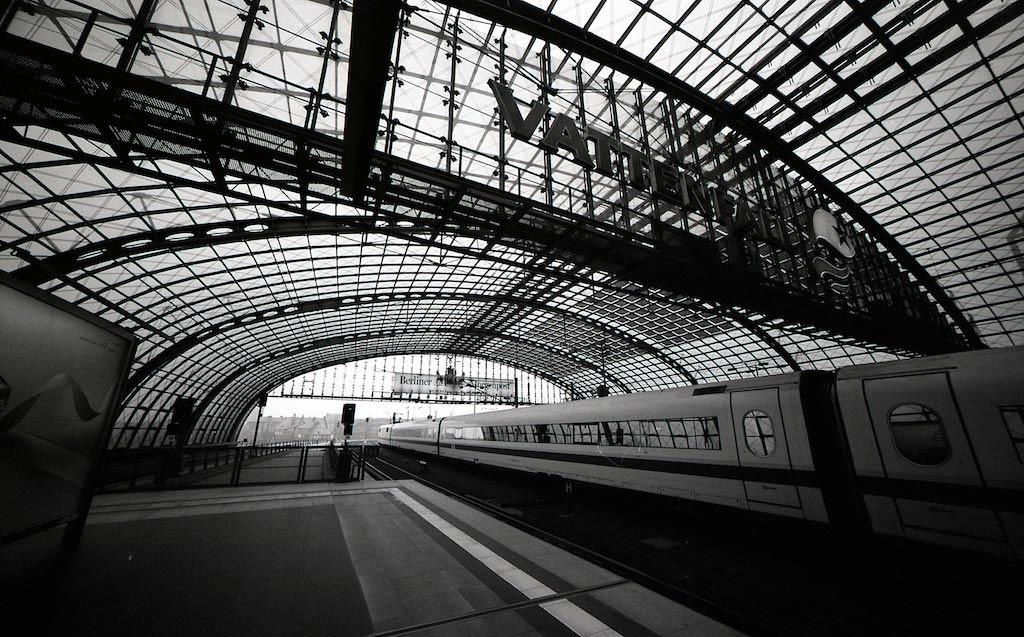 estacion tren berlin