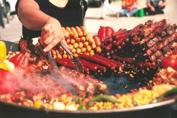 colesterol grasa salchichas