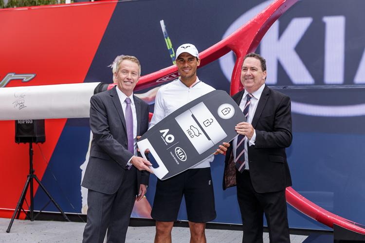 KIA Nadal Open Australia